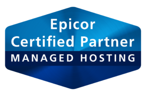Epicor Certified Managed Hosting
