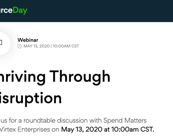 SourceDay May 2020 Webinar