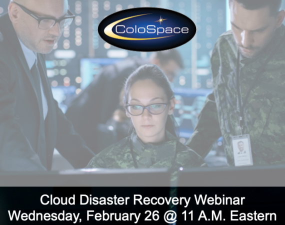 ColoSpace FirstLight Webinar Feb 2020
