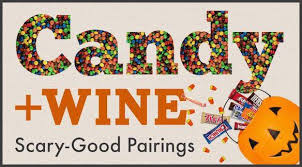 Candy and Wine Pairings