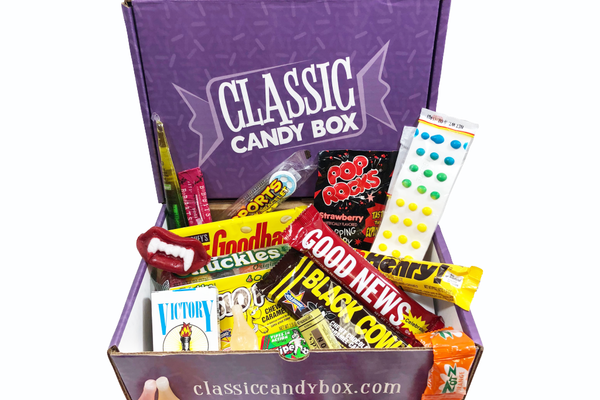 Monthly Candy Box Subscription
