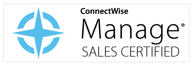 ConnectWise Manage Sales Certified