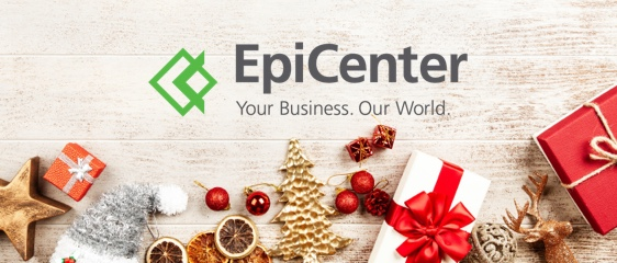 Happy Holidays from EpiCenter