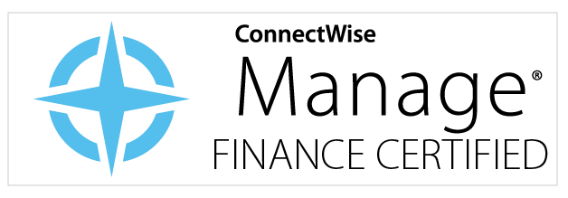 ConnectWise Manage Certification for Finance