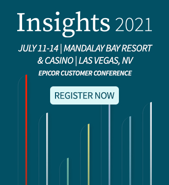 Join EpiCenter at Epicor Insights 2021