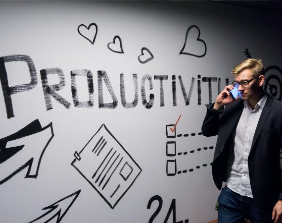 How does ERP help improve business operations & productivity?
