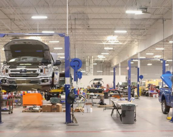 Role of ERP In the Automotive Industry